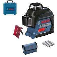NEUHEIT ! Bosch Linienlaser GLL 3-80 im Koffer (Stärker sichtbar als GLL 3-80 P)