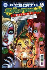 Harley Quinn Rebirth #8 Amanda Conner Cover Comic