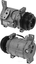 A/C Compressor Omega Environmental 20-21177-AM