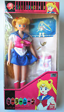 Sailor Moon R Doll Bandai Japan 1994 MIB vintage toy figure