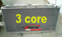 Aluminum Radiator For Nissan GU Patrol Safari Y61 TD42 RD28 ZD30CR 2.8/3.0/4.2L