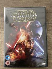 Star Wars Episode VII 7 The Force Awakens NEW SEALED DVD