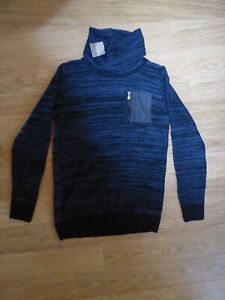 BOYS NEXT ROLL NECK LONG SLEEVE JUMPER TO FIT AGE 13