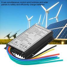 12/24V 400/800W Wind 500/1000W Solar Energy Hybrid Charge Generator Controller