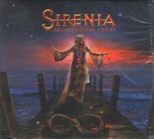 SIRENIA - ARCANE ASTRAL AEONS (+1 Bonus)(2018) Gothic Metal Dlx CD Digipak+GIFT