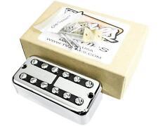 TV Jones Magna'Tron Guitar Neck Pickup, Nickel, Universal Mount, Magnatron