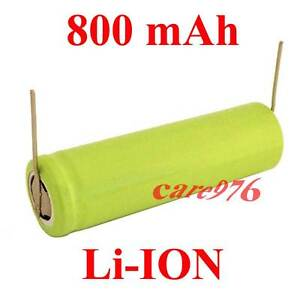 Li-ION Battery for Philips Sonicare Diamond Clean HX9340 Toothbrush Repair