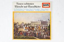 Unsere schönsten Märsche und Marschlieder Hohenfriedberger Torgauer uva (LP39)