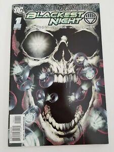 Blackest Night #1 (September 2009) VF