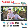7'' Android 8.1 WiFi 4G Double 2Din Car Radio Stereo GPS Navi Multimedia Player