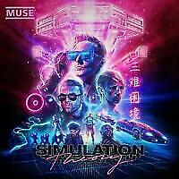 """Brand new, never used, factory sealed Muse """"SIMULATION THEORY"""" CD"""