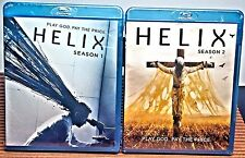 HELIX ~ SEASON 1 & 2 ~ NEW & SEALED BLU-RAY ~ SCI-FI HORROR