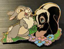 Disney Pin DisneyShopping Thumper Flower Favorites Bambi Pinpics 69549