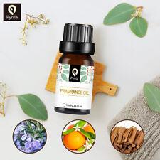 Huiles Essentielles Bio pour Diffuseurs Aromathérapie Naturelle 100% Pures 10ml