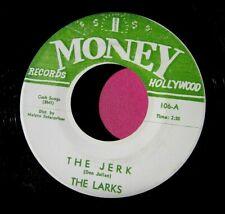 THE LARKS - The Jerk - 45 rpm - Money 106
