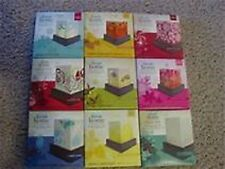 8 Febreze Flameless Luminary Refill Shades Home Collection Out of Box 6 Scents