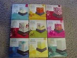 6 Febreze Flameless Luminary Refill Shades Home Collection  New, Out Of Box