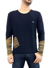 Etzo urban hipster slim fit sweatshirt, European mens Sweater  (T927)