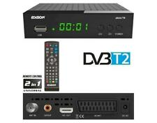 Edision Picco T265 H.265 HEVC, Full HD DVB-T2 Receiver With USB WiFi