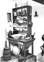 AK, Göhren Rügen, Heimatmuseum, Mönchguter Küche, 1971