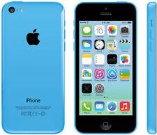 Geniune Apple iPhone 5C Unlocked 32GB BLUE *BRAND NEW!!* + Warranty!