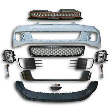PARECHOC PARE CHOC VW GOLF 6 LOOK GTI EN ABS + 2 ANTIBROUILLARD