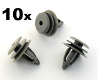 10x Land Rover Defender Rear Door Card Clips- Perfect replacement for EKM100100L