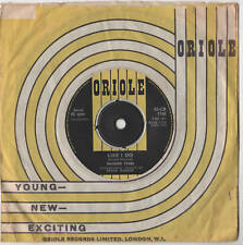 "Maureen Evans - Like I Do 7"" Single 1962"