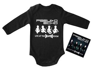 """""""LIVE AT THE VIPER ROOM"""" ALBUM ON CD + BABY ROMPER COMBO"""