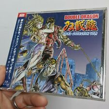 DOUBLE DRAGON Sound Collection Volume 1 (Game Soundtrack) 2x CD *SEALED* Japan