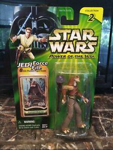Hasbro Star Wars: Power of the Jedi Gungan Warrior Action Figure Collection 2