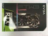 EVGA NVIDIA GeForce RTX 2080 XC ULTRA EMPTY BOX ONLY, NO CARD JUST A BOX