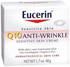 EUCERIN ANTI-WRINKLE  FACE CREAM 1.7OZ Q10