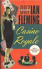 James Bond, Casino Royale by Ian Fleming (Penguin Books 2006)