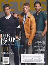 DETAILS MAGAZINE MARCH 2014  The Fashion Issue The best of Spring Style D-3-2