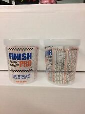 FINISH PRO  QUART PAINT MIXING CUPS 32OZ MULTI PURPOSE CUP SUPER CLEAR 100 COUNT