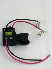 MAKITA Schalter TG563F BHP453 18 V 650604-4 ORIGINAL bis Baujahr NOV 2011