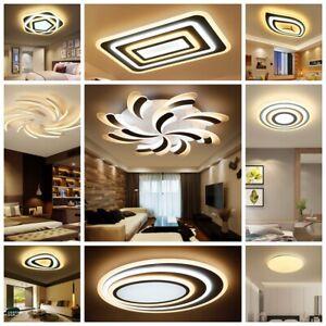 Designe LED Deckenlampe LED Deckenleucht Lichtfarbe-/heilligkeit einstellbar