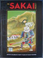 Stan Sakai Project Art Book HC 30th Usagi Yojimbo with Signed Bookplate TMNT