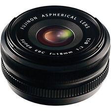 BRAND NEW BOXED Fujifilm Fuji Fujinon XF 18mm f/2 R lens X Series Made In Japan