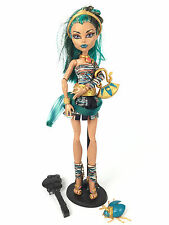 Monster High Poupée Doll / Nefera de Nile / Basic 3, 1st First Wave, 1ère Vague