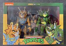 NECA Teenage Mutant Ninja Turtles Zarax and Zork 2 Pack Target Exclusive Sealed