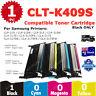 1x Compatible Toner 409S CLT-409S Black For Samsung CLP310 CLP-315W CLX3170