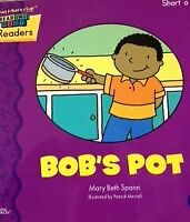 Bob's Pot: Short o (Reading Rods Readers, Phonics Foundation 1)