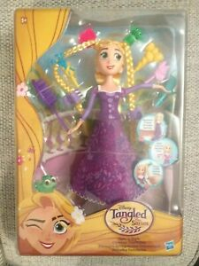 Disney Tangled The Series Spin 'n Style Rapunzel  *BRAND NEW* Figure XMAS