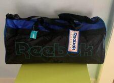 NWT Vintage Reebok Duffle Bag 90s Sport Gym Travel 1990s NEW