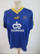Camiseta Fútbol Vintage Worn#6 Hyères Hfc Nacional Puma Talla M