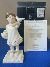 """Royal Doulton Figurine """"Summer Duet"""" Hn 4225 with Box and Coa"""