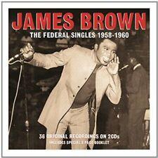 CD de musique hip-hop James Brown