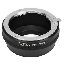 Pentax PK Lens To Micro 4/3 M4/3 Adapter For E-P1 EP2 EPL1 GF1 GF2 G1 G2 G3 GH1